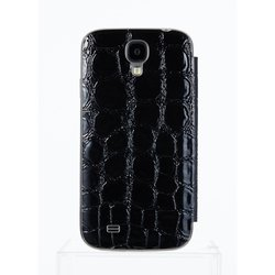 чехол для samsung galaxy s4 i9500 (anymode f-brmi000rbk fashion mirror) (черный)