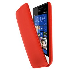 чехол для htc windows phone 8s (lazarr protective case) (красный)