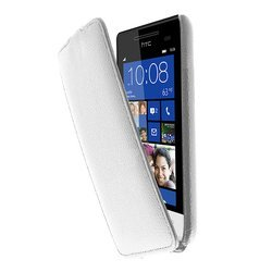 чехол для htc windows phone 8s (lazarr protective case) (белый)