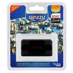 ��������� AII in 1, USB 2.0 (Ginzzu GR-416B) (������)