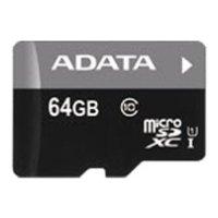 ADATA Premier microSDXC Class 10 UHS-I U1 64GB + microReader V3