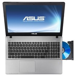 "asus x550dp (a8 5550m 2100 mhz/15.6""/1366x768/4096mb/500gb/dvd-rw/amd radeon hd 8550g/wi-fi/bluetooth/win 8 64)"