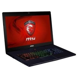 "msi gs70 stealth (core i7 4700hq 2400 mhz/17.3""/1920x1080/16384mb/878gb/dvd нет/wi-fi/bluetooth/win 8 64)"