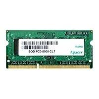 Apacer DDR3 1066 ECC SO-DIMM 2Gb