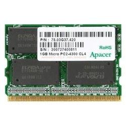 Apacer DDR2 533 MicroDIMM 1Gb