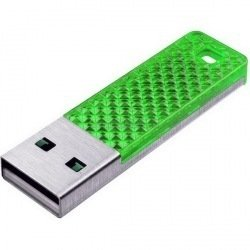 sandisk cruzer facet 32gb electric green (�������)