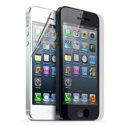 защитная пленка для apple iphone 5, 5c, 5s, se (lazarr) (антибликовая)