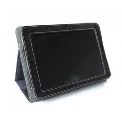 чехол для acer iconia tab a510, a701 (it baggage itaca5103-1) (черно-синий)