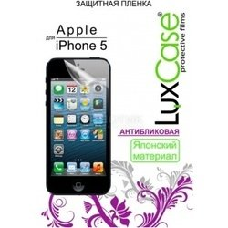защитная пленка для apple iphone 5, 5s, se (luxcase) (антибликовая)
