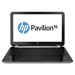 "hp pavilion 15-n000sr (e1 2500 1400 mhz/15.6""/1366x768/4096mb/500gb/dvd-rw/wi-fi/bluetooth/win 8 64)"