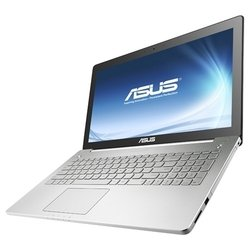 "asus n550ja (core i7 4700hq 2400 mhz/15.6""/1366x768/8192mb/1000gb/dvd-rw/intel hd graphics 4600/wi-fi/bluetooth/win 8 64)"