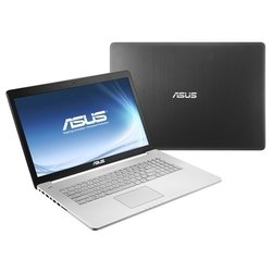 "asus n750jv (core i7 4700hq 2400 mhz/17.3""/1920x1080/8192mb/2000gb 2xhdd/dvd-rw/nvidia geforce gt 750m/wi-fi/bluetooth/win 8 64)"