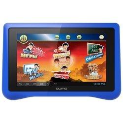 """Qumo Kids Tab 16GB 7"""" (синий) :::"""