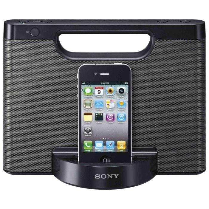 Док-станция Sony RDP-M5iP для iPod / iPhone (30 контактный ...