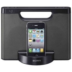 ���-������� sony rdp-m5ip ��� ipod / iphone (30 ���������� ������, ����: ������)