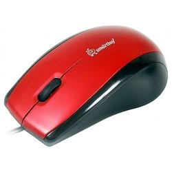 smartbuy sbm-101u-r/k red-black usb