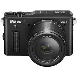 Nikon 1 AW1 Kit (черный)