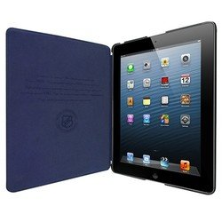 ��������� ����� ��� apple ipad 3 new (nhl cover blue stitching) (�����)
