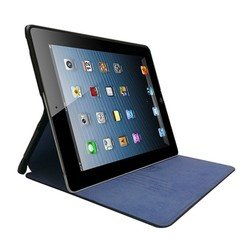 ���� ����� ��� apple ipad 3 new (nhl cover blue stitching) (�����)