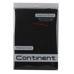 """Универсальный чехол для планшетов 10"""" (Continent UTH-102 BL) (черный)"""