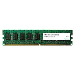apacer ddr2 800 ecc dimm 2gb cl5