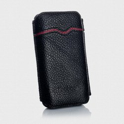 чехол для apple iphone 5 (yoobao beauty case) (черный)
