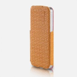 чехол для apple iphone 5 (yoobao fashion case) (желтый)