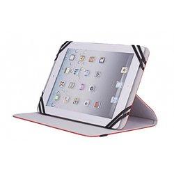 """Универсальный поворотный чехол для планшетов 10.1"""" (Jet.A IC10-43) (красный)"""