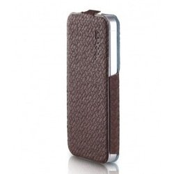 чехол для samsung galaxy note 2 n7100 (yoobao fashion case) (коричневый)