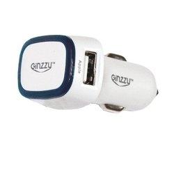 Автомобильное зарядное устройство (Ginzzu GA-4415UW)