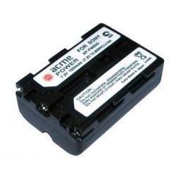 Аккумулятор для Sony DSLR-A100, Sony DSLR-A100K, Sony DSLR-A100H, Sony DSLR-A100W, Sony DSLR-A200 (ACMEPOWER AP-NP-FM500H) (1500 mAh)