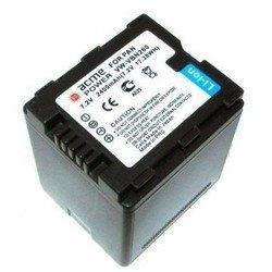 Аккумулятор для Panasonic HC-X800, HC-X900, HC-X900M, HC-X910, HC-X920, HC-X920M, HDC-HS900, HDC-SD800, HDC-SD900, HDC-TM900 (ACMEPOWER AP-VBN-260) (2400 mAh)