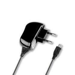 Сетевое зарядное устройство mini USB (Deppa 23121)