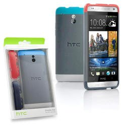 чехол для htc one mini (hc c850) (серый)