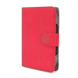"""Универсальный чехол для планшетов 7"""" (Tucano TAB-FA7-R Facile) (красный)"""