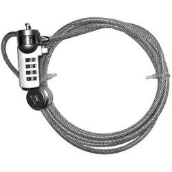 Трос безопасности для защиты ноутбуков Cable Lock (NCL-102)