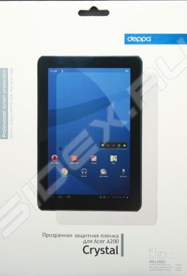 Acer anti-glare protection film for acer iconia w3