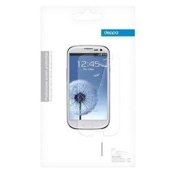 Защитная пленка для Samsung Galaxy Premier (Deppa) (матовая)