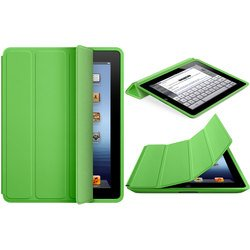 чехол для apple ipad 2, ipad 3 new, ipad 4 (smart case) (зеленый)