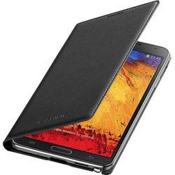 Чехол для Samsung Galaxy Note 3 N9000, N9005 (EF-WN900BBEGRU) (черный)