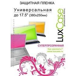 """Универсальная защитная пленка 17.5"""" (LuxCase) (суперпрозрачная)"""