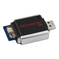 ��������� kingston fcr-mlg2+sd4/4gb