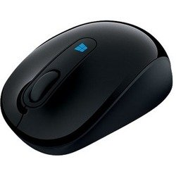microsoft  sculpt mobile mouse (черный)
