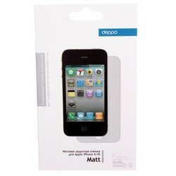��������� �������� ������ ��� apple iphone 4/4s (deppa) (�������)