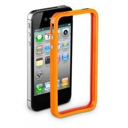 ����� ��� apple iphone 4/4s (deppa bumper) (63111)