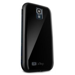 ��������� ����� ��� samsung galaxy s4 i9500 (ifrogz gs4sg-blk softgloss cover) (������)