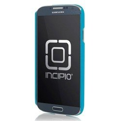 чехол для samsung galaxy s4 i9500 (incipio sa-372 feather) (голубой)