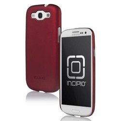 чехол для samsung galaxy s3 i9300 (incipio sa-300 feather iridescent) (красный)