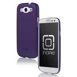 чехол для samsung galaxy s3 i9300 (incipio sa-301 feather iridescent) (пурпурный)