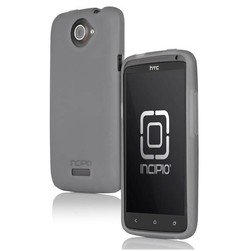 чехол для htc one x (incipio ht-268 ngp) (серый)